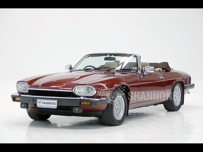 1992 jaguar xjs v12 convertible