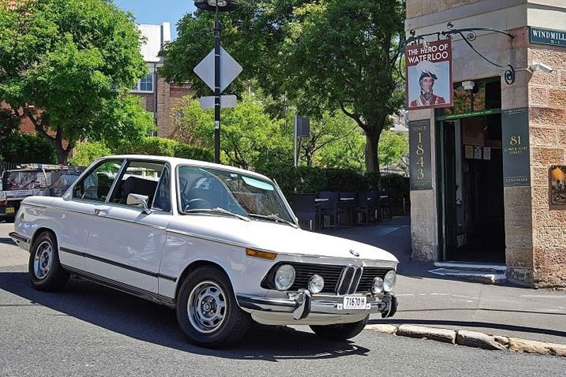 BMW 2002 todays tempter