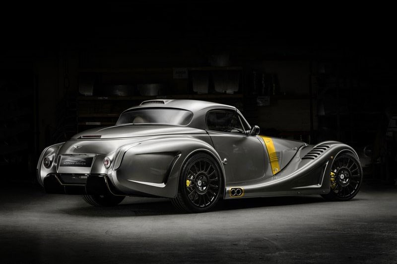 Morgan Aero GT rear