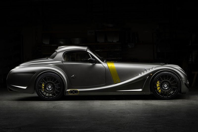 Morgan Aero GT side