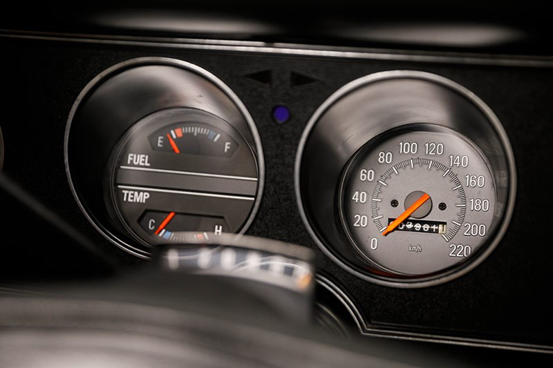 ford falcon xc gauges 2