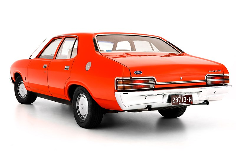 ford falcon xc rear 2