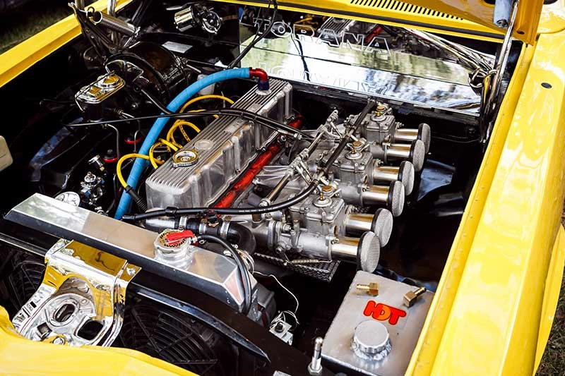 holden torana lj engine