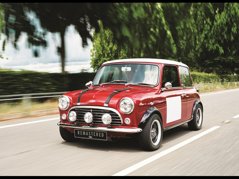 mini remastered onroad