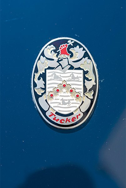 tucker badge