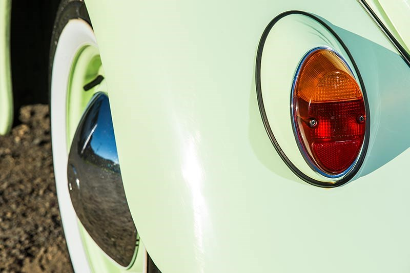 vw beetle taillight