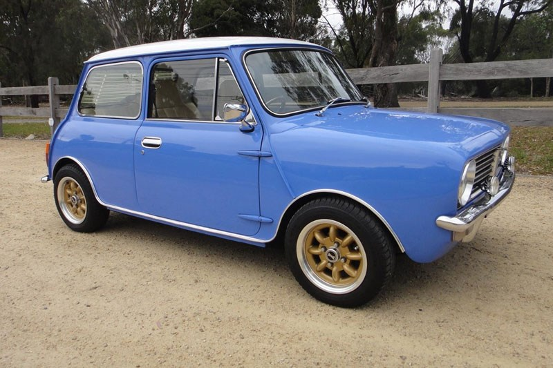 1977 Leyland Mini today s tempter