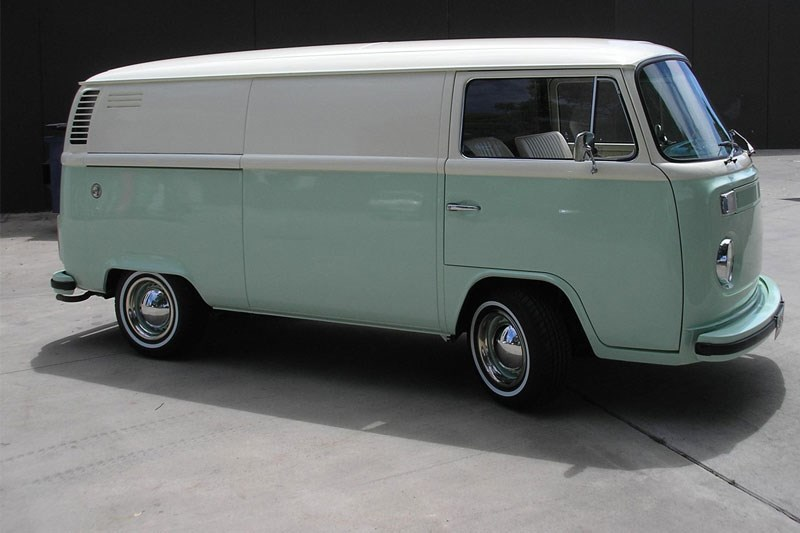 1979 Kombi today s tempter