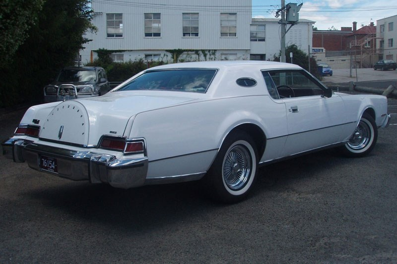 Lincoln Continental Today s Tempter
