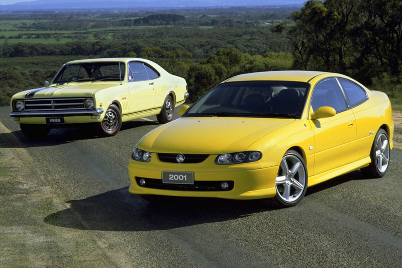 Monaro 50th birthday LEAD