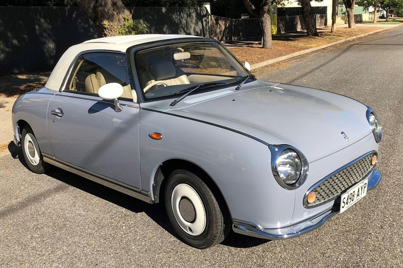 Nissan figaro today s tempter