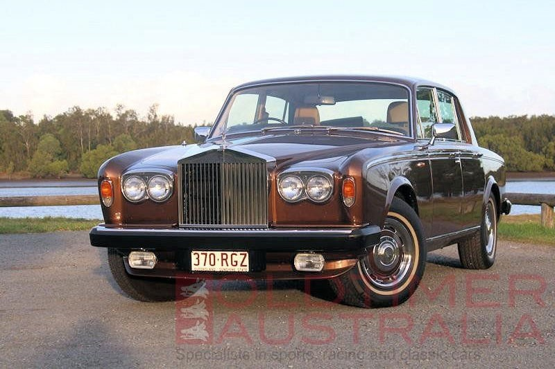 Rolls Royce Silver Shadow today s tempter