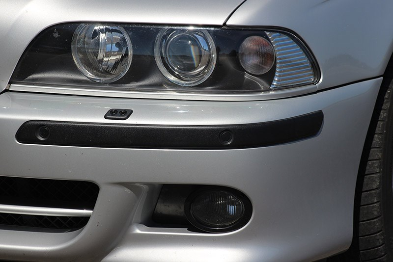 bmw 540i headlight