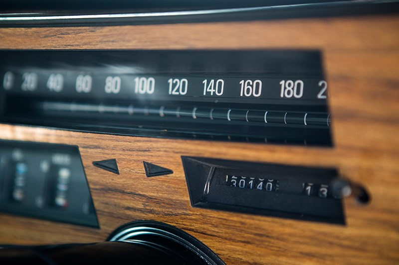 ford fairlane p6 dash 5