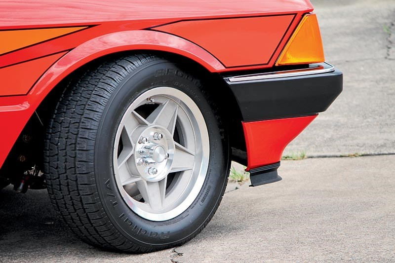 ford sundowner wheel