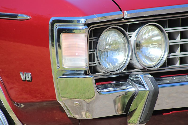 ford zg fairlane headlight