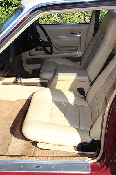 ford zg fairlane interior 3