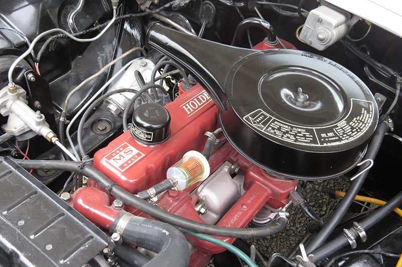 holden eh engine
