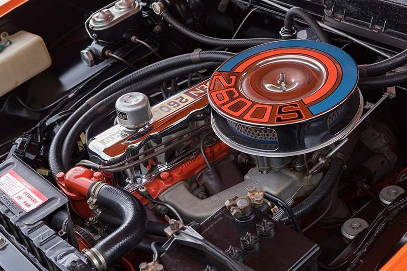 holden torana engine