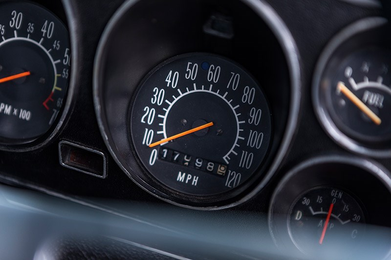 holden torana gauges