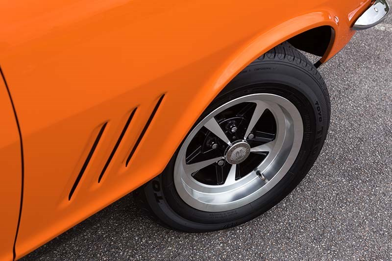 holden torana wheel