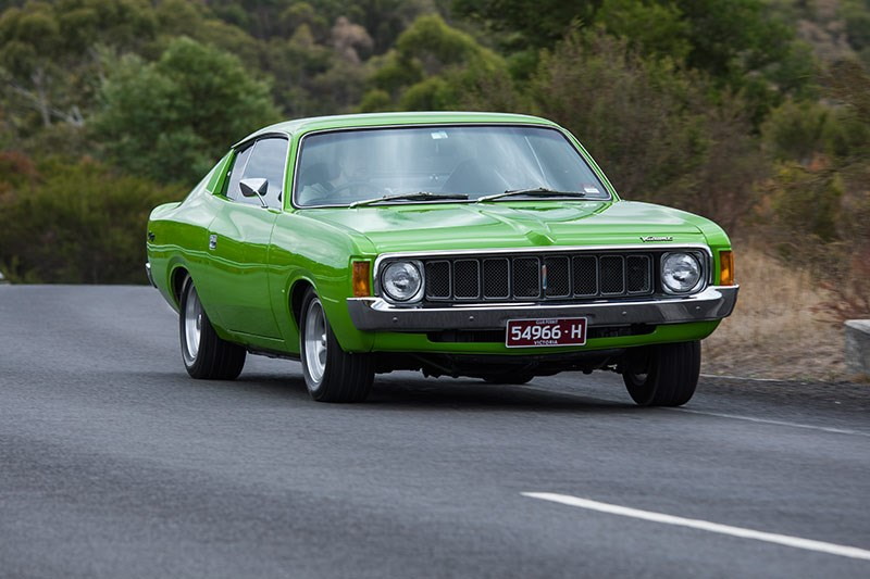 valiant charger onroad 2