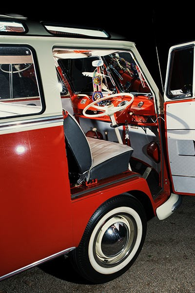 vw kombi door