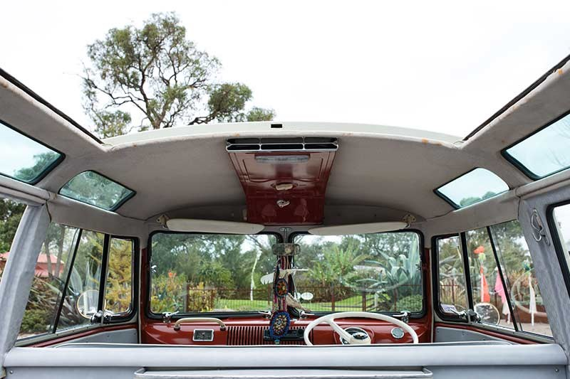 vw kombi roof