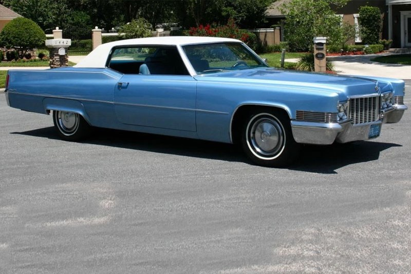 1970 Cadillac Coupe Deville today s tempter