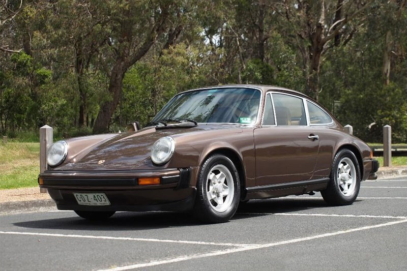 1976 Porsche 911 today s tempter