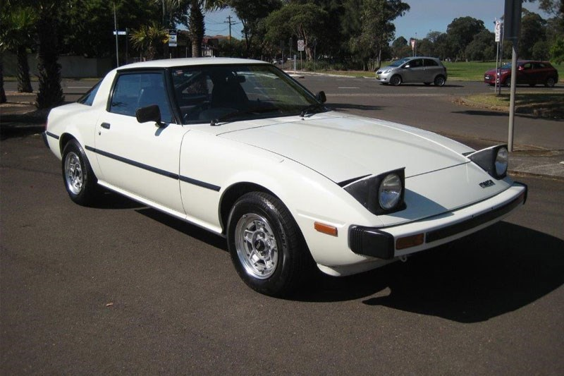 1979 Mazda Savanna RX7 today s tempter