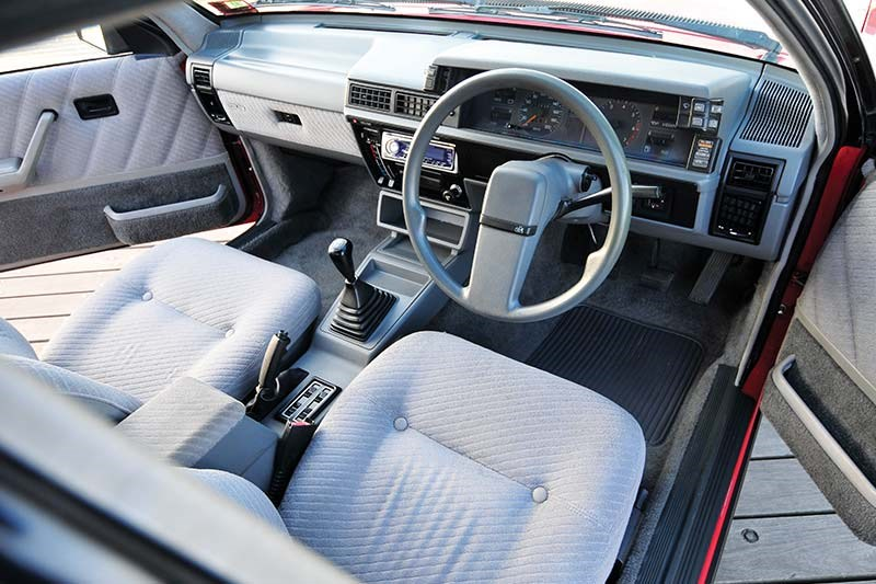 holden vl commodore turbo interior