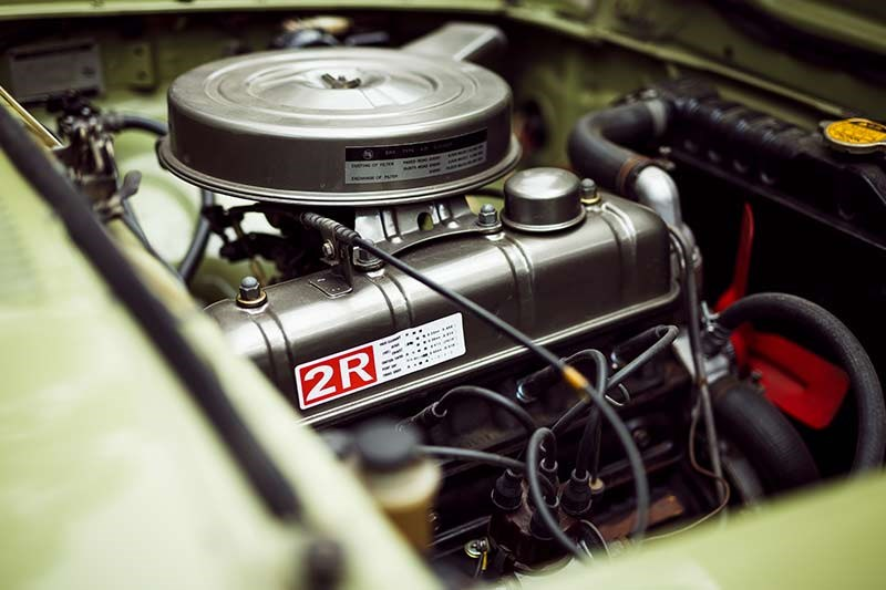 toyota corona engine