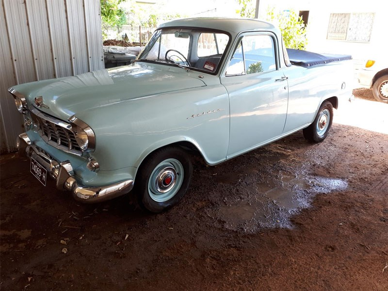 1956 Holden FE Ute today s tempter