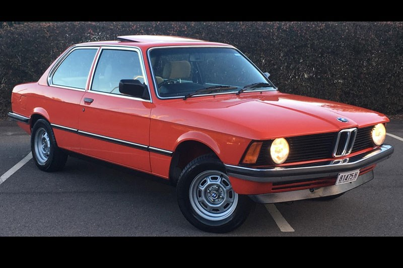 BMW E21 today s tempter