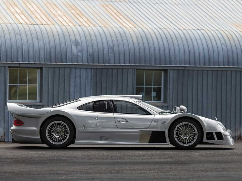 Best of Monterey CLK GTR