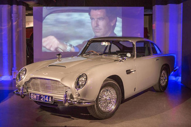 Goodwood Bonhams DB5