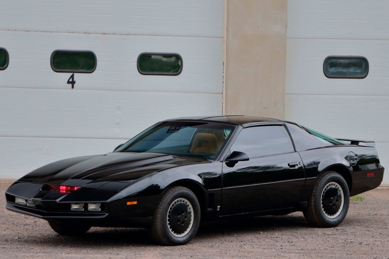 Mecum Movie Cars KITT