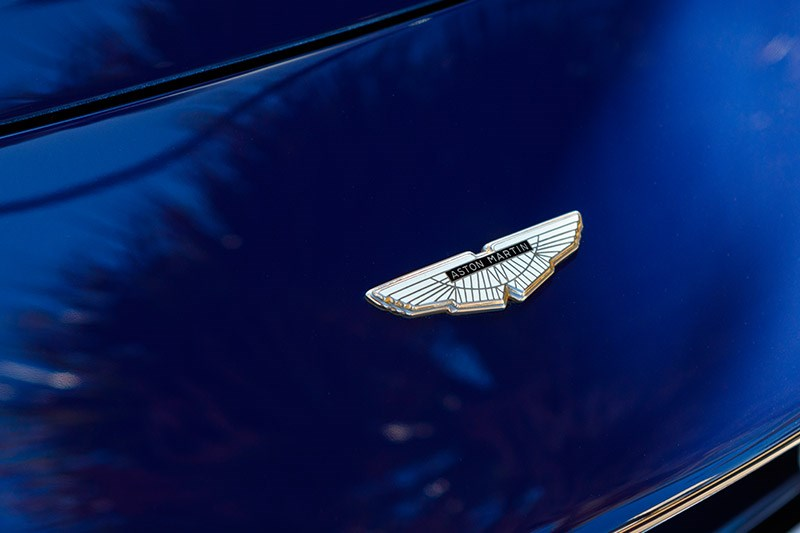 aston martin badge 3