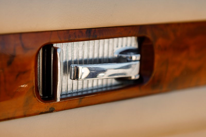 aston martin doorhandle