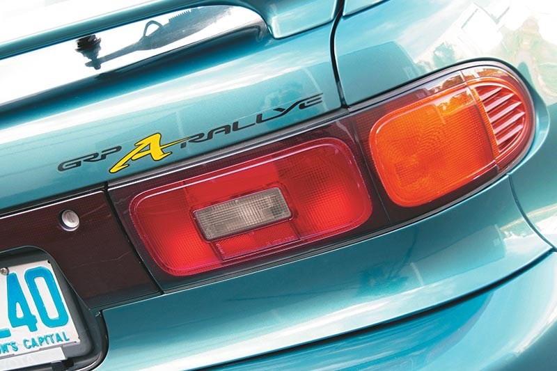 celica tail light