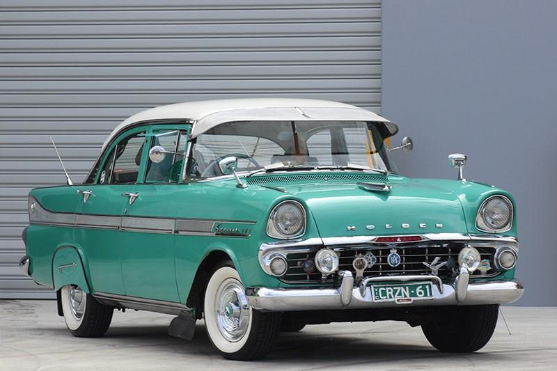 Time-Capsule 1961 Holden EK Special