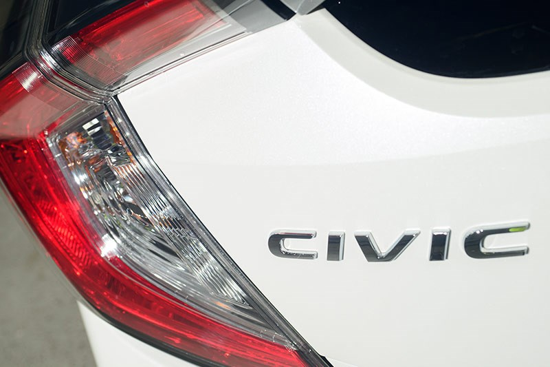 honda civics tail light 2