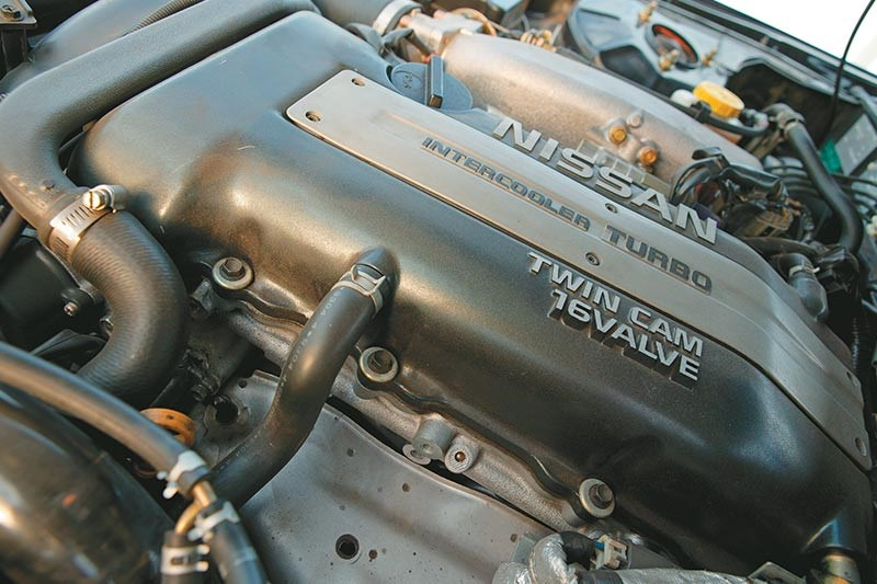 nissan 200sx engine