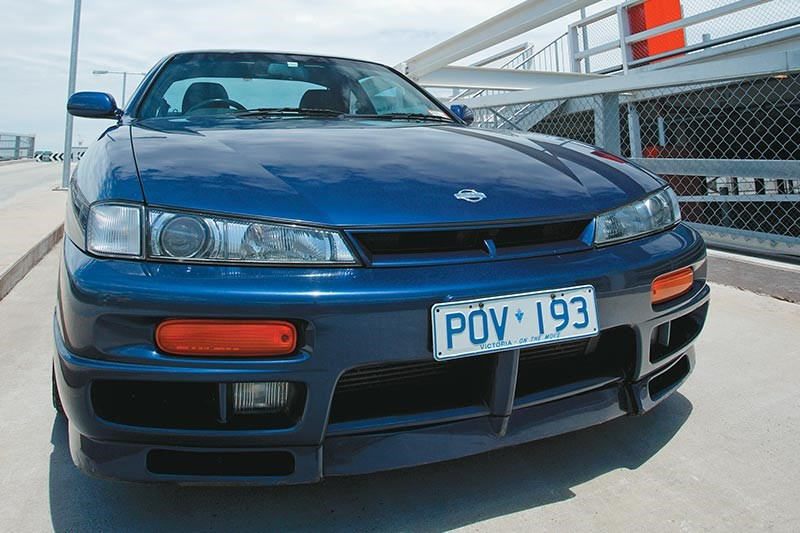 nissan 200sx front 1