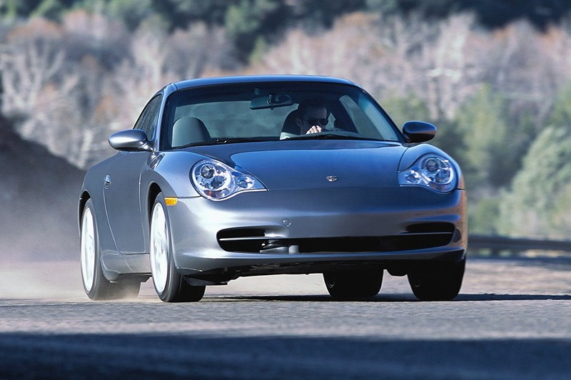 1999 2004 Porsche 911996