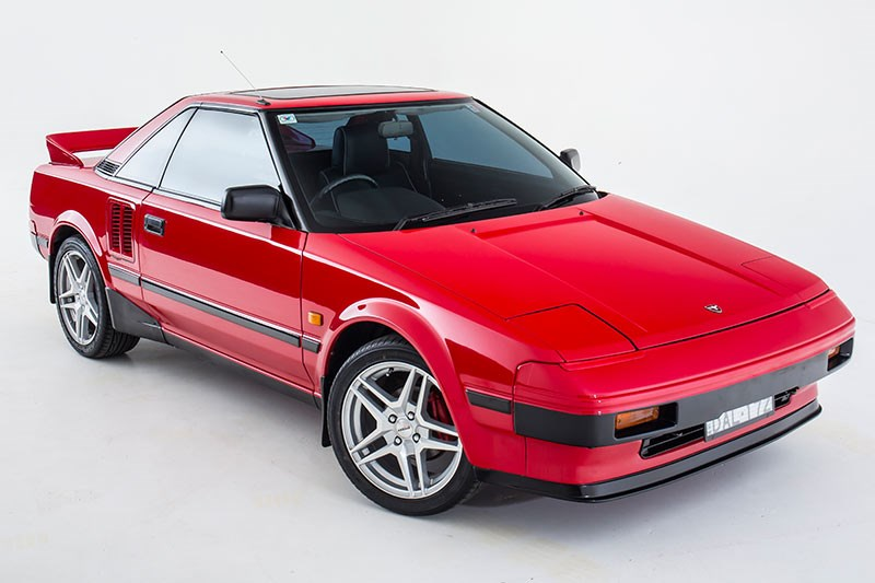 toyota mr2 1