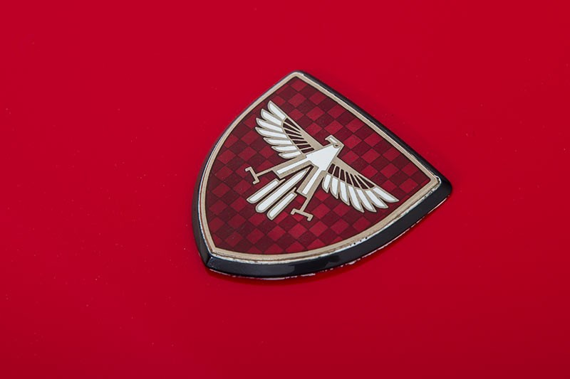 toyota mr2 badge