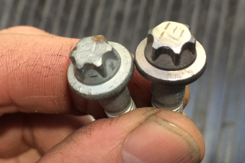 wheel bolts before and after 2