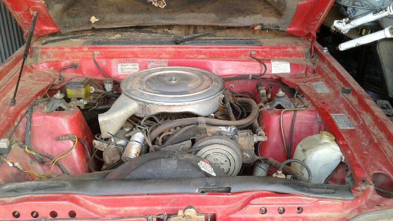 8a765bfc Barn find Ford Falcon ESP up for auction